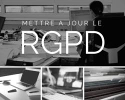 Mettre à jour le règlement intérieur du RGPD